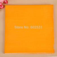 Largest Food-grade 40*40cm pure color Wedding Paper Napkin Festive & Party decoration Tissue Napkin Supply Decoration 60pcs/lot
