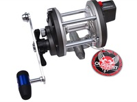 OURBEST Line Counter Trolling Fishing Reels Right Hand Punch830 4BB