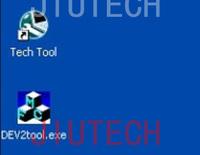 Dev2tool for D630 Laptop with Hard Disk Software Volvo Vcads PTT 1.12 Developer Version