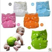 New arrival High Quality baby cloth diaper nano antibiotic adjustable maccies newborn diapers breathable leak-proof diapers