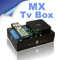 (10pcs/lot) DHL Free Ship XBMC MX TV Box Android 4.2.2 Dual Core MX2 Midnight GBOX 1GB RAM 8GB ROM Dual Core With WiFi Bluetooth