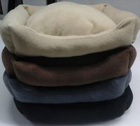 Super warm Petbed and Dog bed  bottom waterproof design with M size