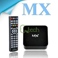 (5pcs/lot) XBMC MX TV Box Android 4.2.2 Dual Core MX2 Midnight GBOX 1GB RAM 8GB ROM Dual Core Cortex A9 With WiFi Bluetooth