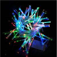 LED 10m LED Optical Fiber String Lights Christmas Wedding Party Lamp 220V