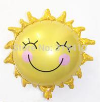 Happy Sun Balloons Helium Balloon Toys Party Decoration 50pcs