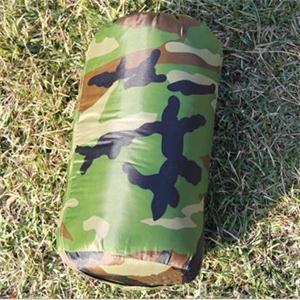 2014 Brand Military Green Patrol Intermediate Sleeping Bag New Adult Sleep System Camouflage Outdoor Camping Sleeping Bags(China (Mainland))