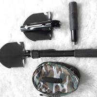 outdoor camping spade a spade military spade essential multi-function folding shovel shovel Four 60PCS/LOT! FAST SHIPPING!