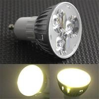 100X Free shipping retail 250lm 3W GU10 led spotlight high power led spot light indoor light GU5.3/MR16 /E27 available RoHS CE