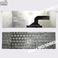 Russian Keyboard For Asus N50 N53S N53SV K52F K53S K53SV K72F K52 A53 A52 U50 G51 N51 N52 N53 G73 black SP Teclado Keyboard