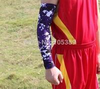 Wholesale 50pcs Digital Camo Compression Sports Arm Sleeve Moisture Wicking softball, baseball cycling sleeve