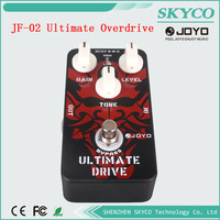 Joyo JF-02 Ultimate Overdrive Pedal, featuring true Bypass Wiring, Tone Switch and Quality components