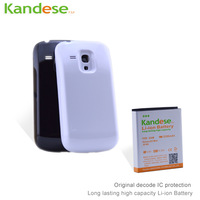 KANDESE Brand New High Capacity 5200mAh Li-ion repalcement Extended battery for Samsung Galaxy S3 Mini/i8190 Free shipping