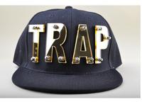 HIP HOP Fashion Hat New Men's TRAP Adjustable Rock Baseball Cap Snapback Hats