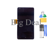 With Tools LCD Digitizer Touch Screen Display With Frame Assembly Replacement Spare Parts For Nokia Lumia 900