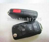VW 4 button ( 3 +1) remote Smart key 315mhz : 5K0837202F ( 5K0 837 202F )