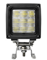 "New 4"" 27W 12V LED Work Light offroad fog lamps ATV Tractor Train Bus Flood Beam Spot beam 2100LM"