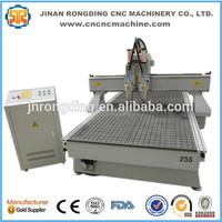 Pneumatic auto tool change 2d 3d cnc woodwork machine