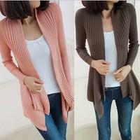 W32 Quicker Shipping 2014 HOT SALE Sweater women  winter -autumn  Blouse Women cardigan Sweater Cardigan