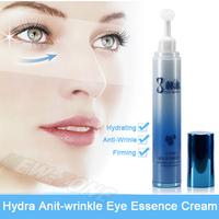 Powerful Wrinkle Reduce Eyes Firming Hyaluronic Acid Vitamin B5 Spa Eye Essence Cream Moist Hydrating Eye Lift Eye Care 15ML