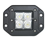 New 2014 16w CREE LED Off road Work Light Lamp FLOOD 12v 24v Car boat Truck ATV SUV