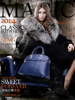 Factory direct sales 2014 New autumn and winter handbag Genuine Leather Boston women bag Crocodile shoulder bag