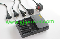 battery charger 4.2v 18650,16650,17670,18490,17500,17335,16340(RCR123),14500,US,EU,AU,UK plug,Fedex/DHL free shipping