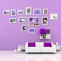 Photo Frame Moldura Foam Home Living Room Wall Mounted Creative FP-13-W Decoration Art Home Decor Wall Stickers Photo Albums