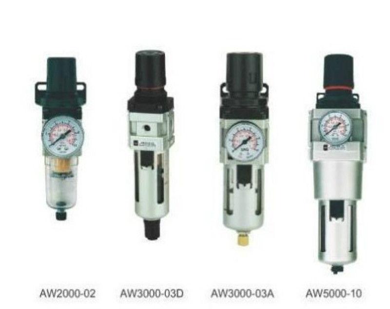 free shipping 1x SMC Type 1/2 BSP Filter Pressure Regulator for air compressor Semi auto drain(China (Mainland))