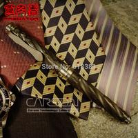 Carson tactical pen carbon fiber pen titanium alloy pen life-saving hammer