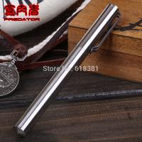Titanium alloy tactical pen cutout pen titanium pen pen women's