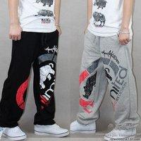 Sport Pants Hip Hop Pants Sweatpants Plus Size Men Pants