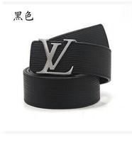 2014High quality leather belt designer belts unisex belt water ripples 14111903