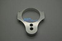 High quality Universal Motorcycle 50mm Steering Damper Bracket Fork Clamp tube S