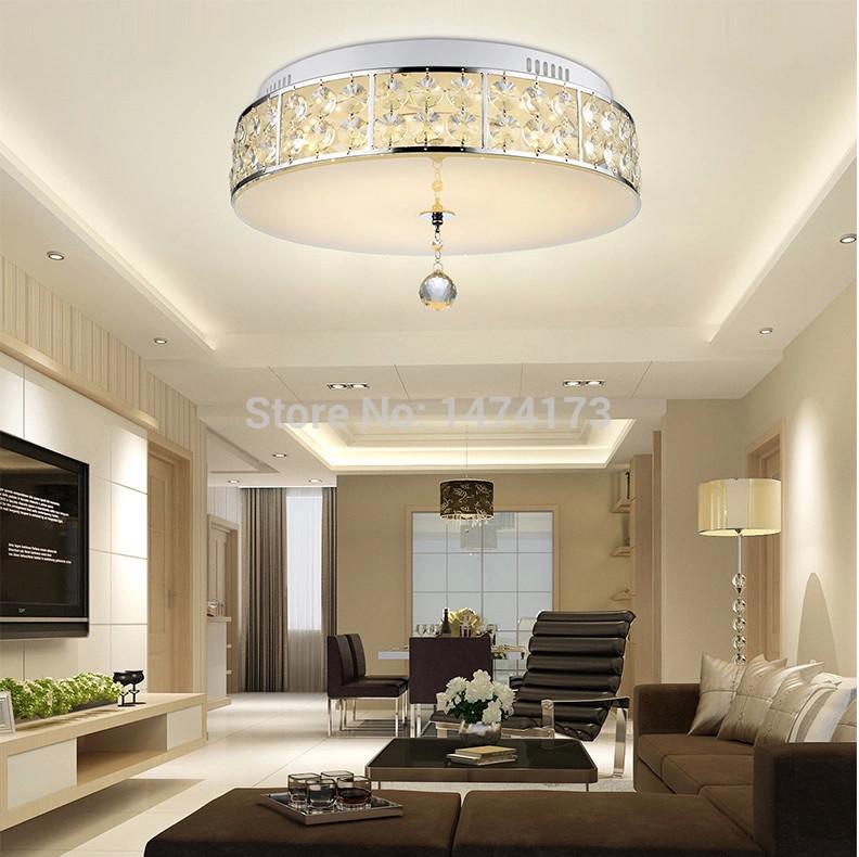 buy new design luxury k9 crystal led