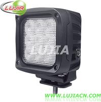 "2014 new 5""inch 45w led Work Light Square Offroad LED work light IP6712v 24v 6000K Pmma Lens SUV 4WD ATV with EMC function"