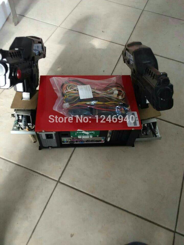 Alien kit Shooting game kit simulate arcade game machine accessories arcade game machine sale from factory