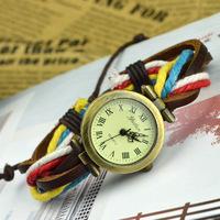 Women Vintage Luxury Watches 2014 New Elegant Quartz Fashion Watch Carved Patterns Bracelet Casual WristWatches