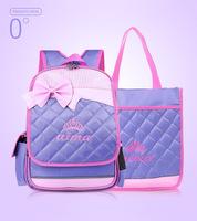 Children's school bags306# wholesale children's backpack primary school pupil's school bag lovely cartoon bag manufacturers