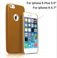 "Original Brand Mooke Luxury Ultra Thin Microfiber Hard Back Leather Case Cover For iphone 6 4.7"" For iphone 6 Plus Shell Skin"