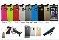 For 6 Plus Protective Anti Dust Cellphone Cases 5.5 Inch Shockproof Mobile Phone Cases UV and TPE Material Hot Sale