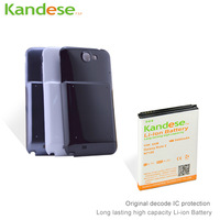 KANDESE Brand New High Capacity 8400mAh Li-ion repalcement Extended battery for Samsung Galaxy Note2/N7100 Free shipping