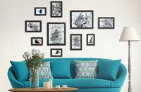 Photo Frame Moldura Wood Home Living Room Wall Mounted Creative SM-10-B Decoration Art Home Decor Wall Stickers Photo Albums