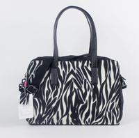 2014 New Fashion kip handbag  casual zebra pattern Tote shoulder bag portable messenger bag monkey bags Hot sale