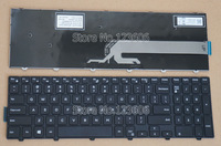 NEW Keyboard For Dell inspiron 15 3000 Series 3541 3542 Laptop US Language Black Without backlit