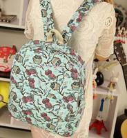 Free Shipping Fashion New Design Hawk Style Canvas Girl School Bag Boy Backpack Bag