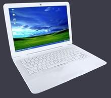 13 inch cheapest ultrabook laptop notebook intel D2500/N2600 1.86GHZ dual core 4 1280*800 webcam laptop computer
