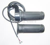 7/8'' High quality 24V/36V/48V/60V/72V E-bike Twist Throttle Speed Handle Bar E-Scooter throttle grip