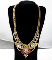 Free PP Necklaces New Arrival Major Suit Jewelry Luxury Chunky Necklace Holly Willoughby Necklace