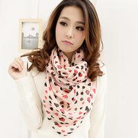 New Fashion autumn summer winter ice silk Scarf women winter warm Tassel Scarf Wrap Shawl scarves Lovers