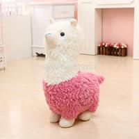 Free Shipping~ Wholesale 1 Pieces  50cm Alpaca doll alpaca cloth doll abb doll for Christmas gift